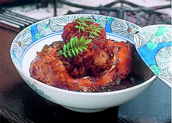 当館名物 鯉の甘煮イメージ